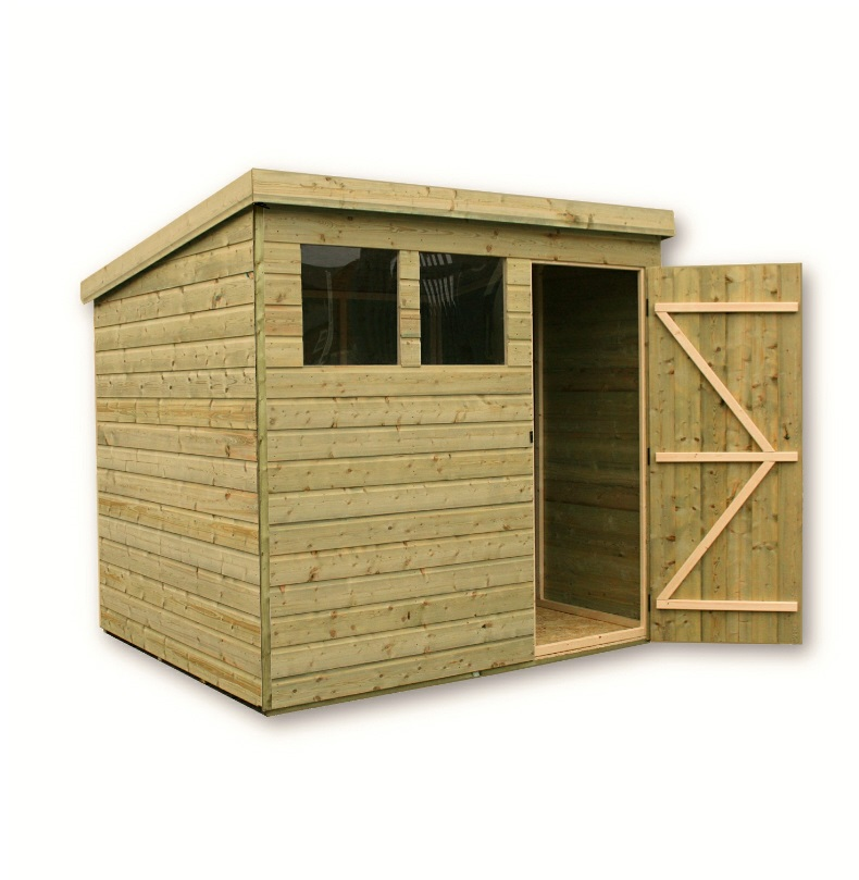 Empire 1500 pent range various sizes for Garden shed 7x4