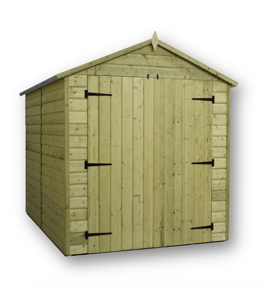 Empire 9500 premier apex various sizes for Garden shed sizes