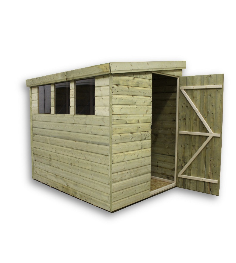 empire 3000 pent range various sizes - Garden Sheds 7x6