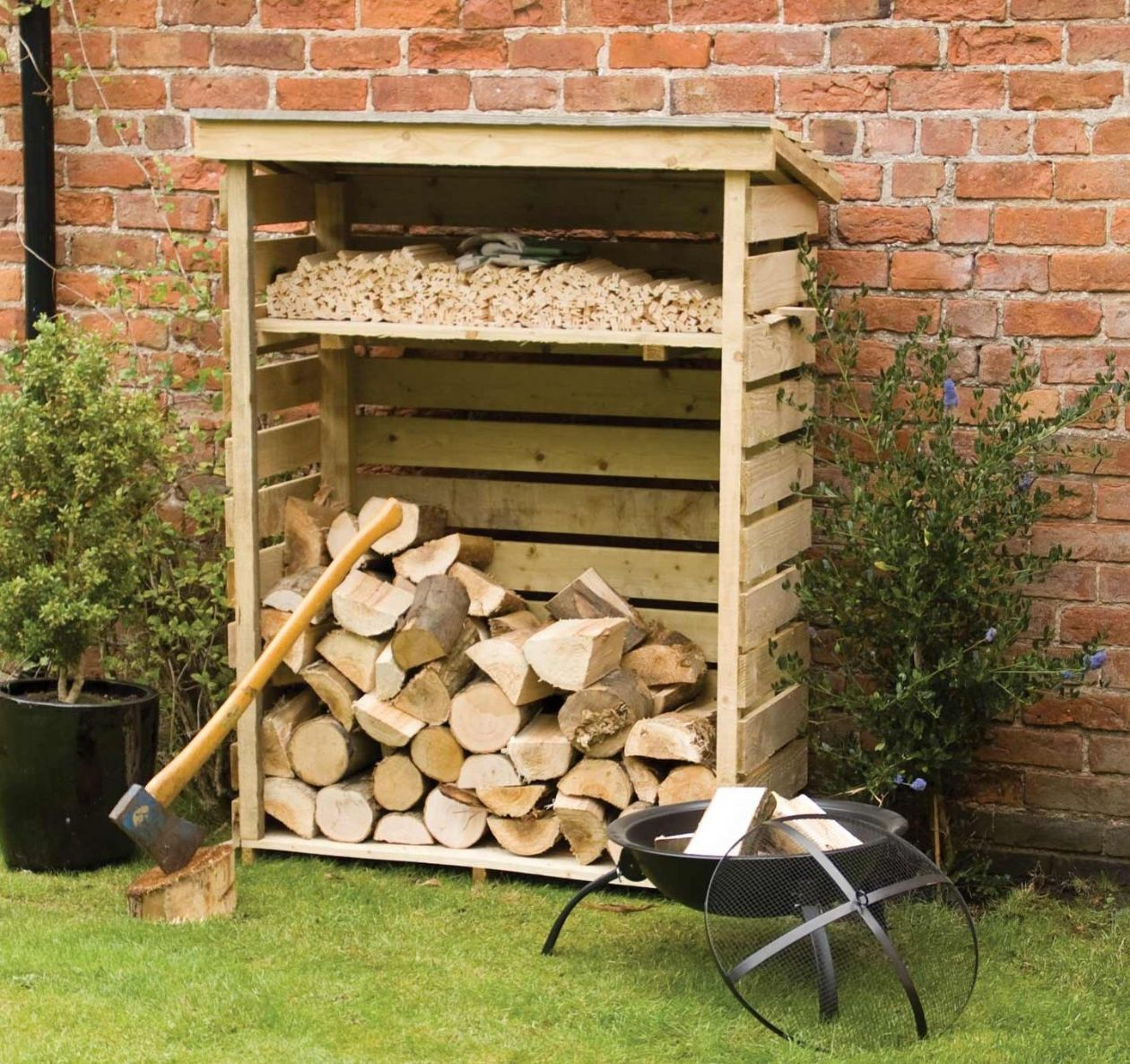 Rowlinson s small log store for Log storage ideas